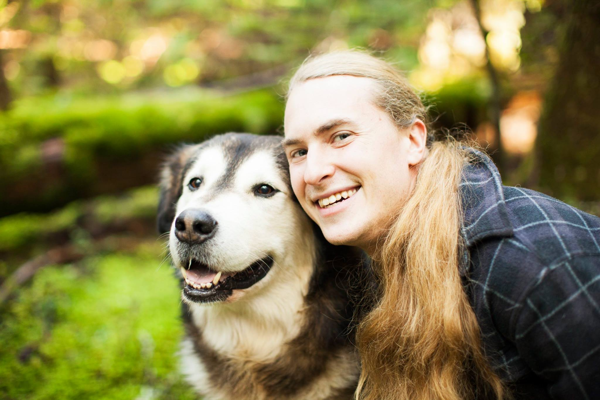 Pictured above is Aaron. We dated briefly for a few months while Joel was in China. He helped me to realize so much about myself and we spent a lot of beautiful moments in the wilderness in Oregon. (Still friends with this person too because he's a great hooman being).