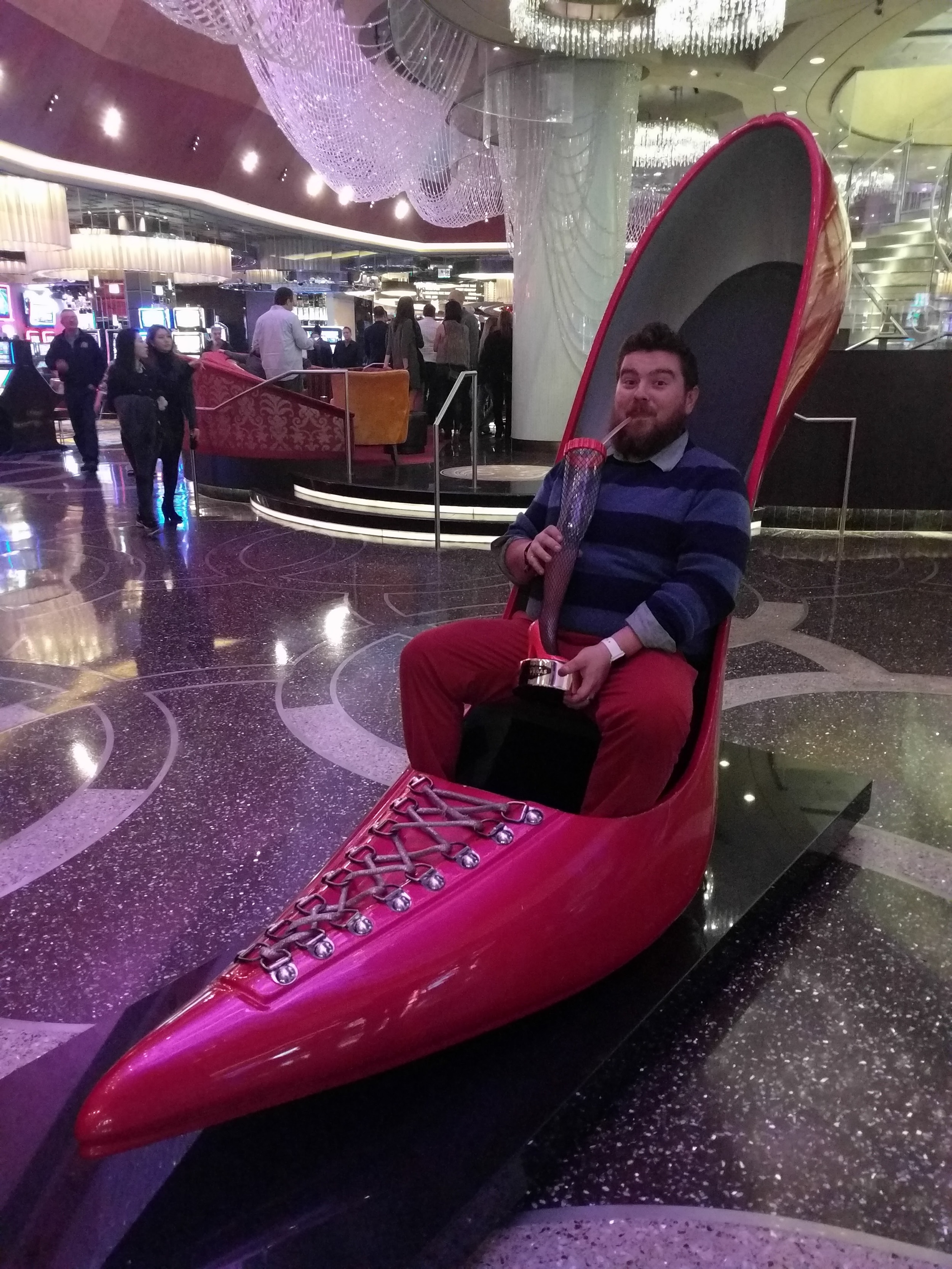 Red Shoeception
