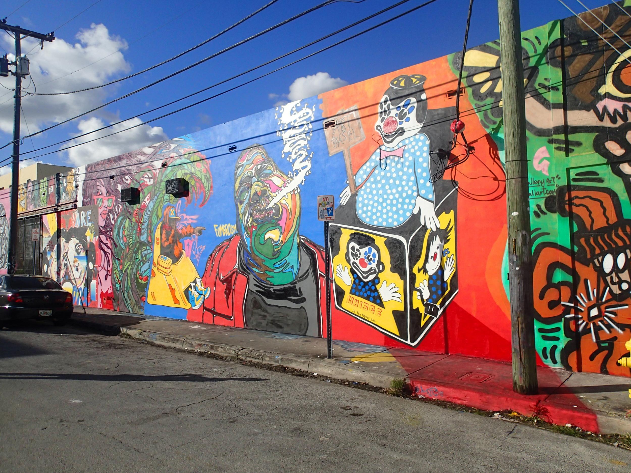 Wynwood Walls Collaboration [Miami, FL]