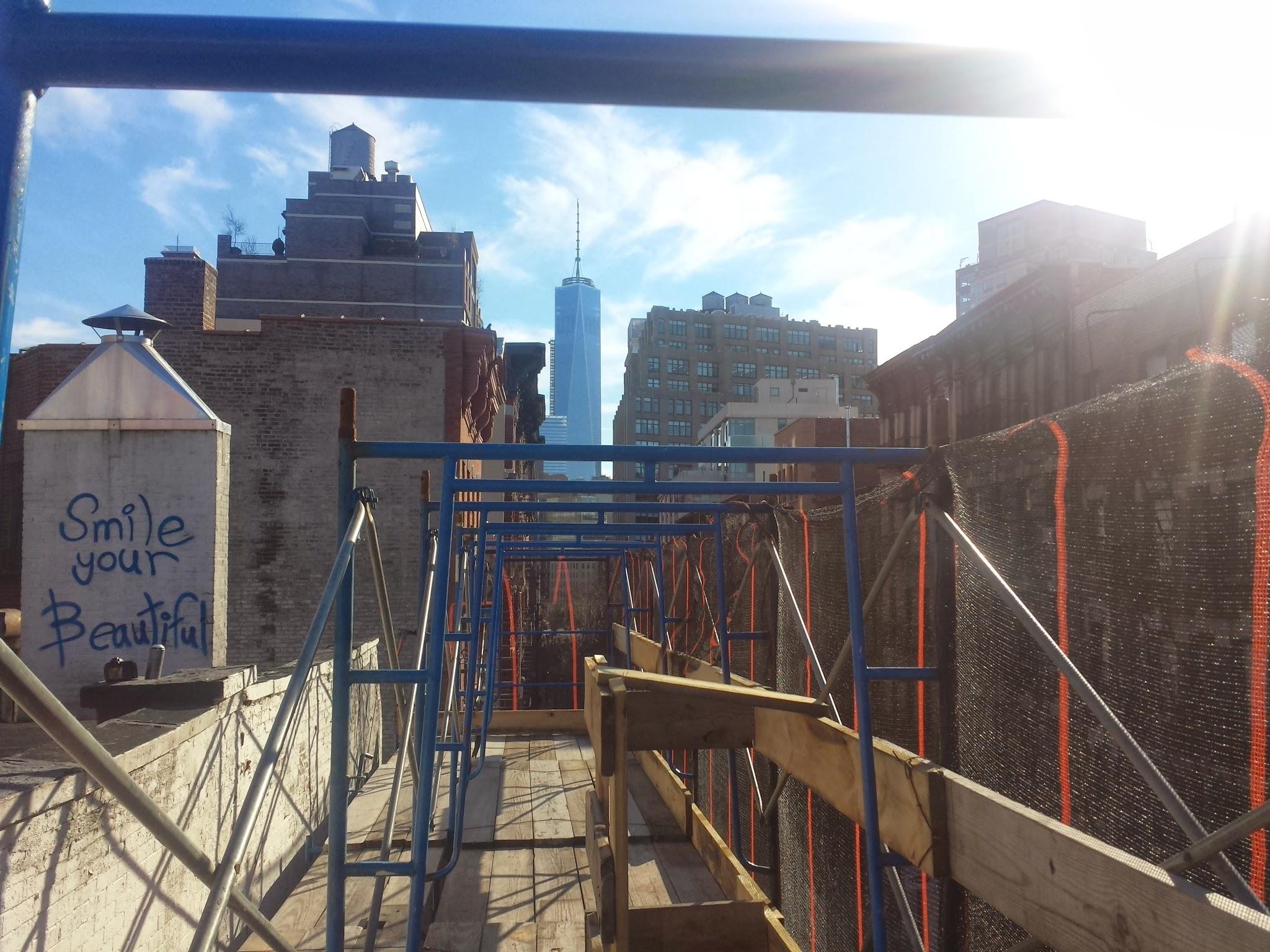 Rooftop [SoHo, NYC]