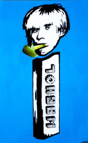 Warhol PEZ