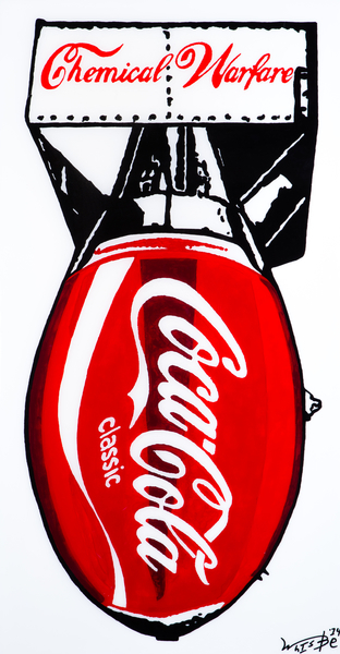 """Chemical Warfare"" Coke"
