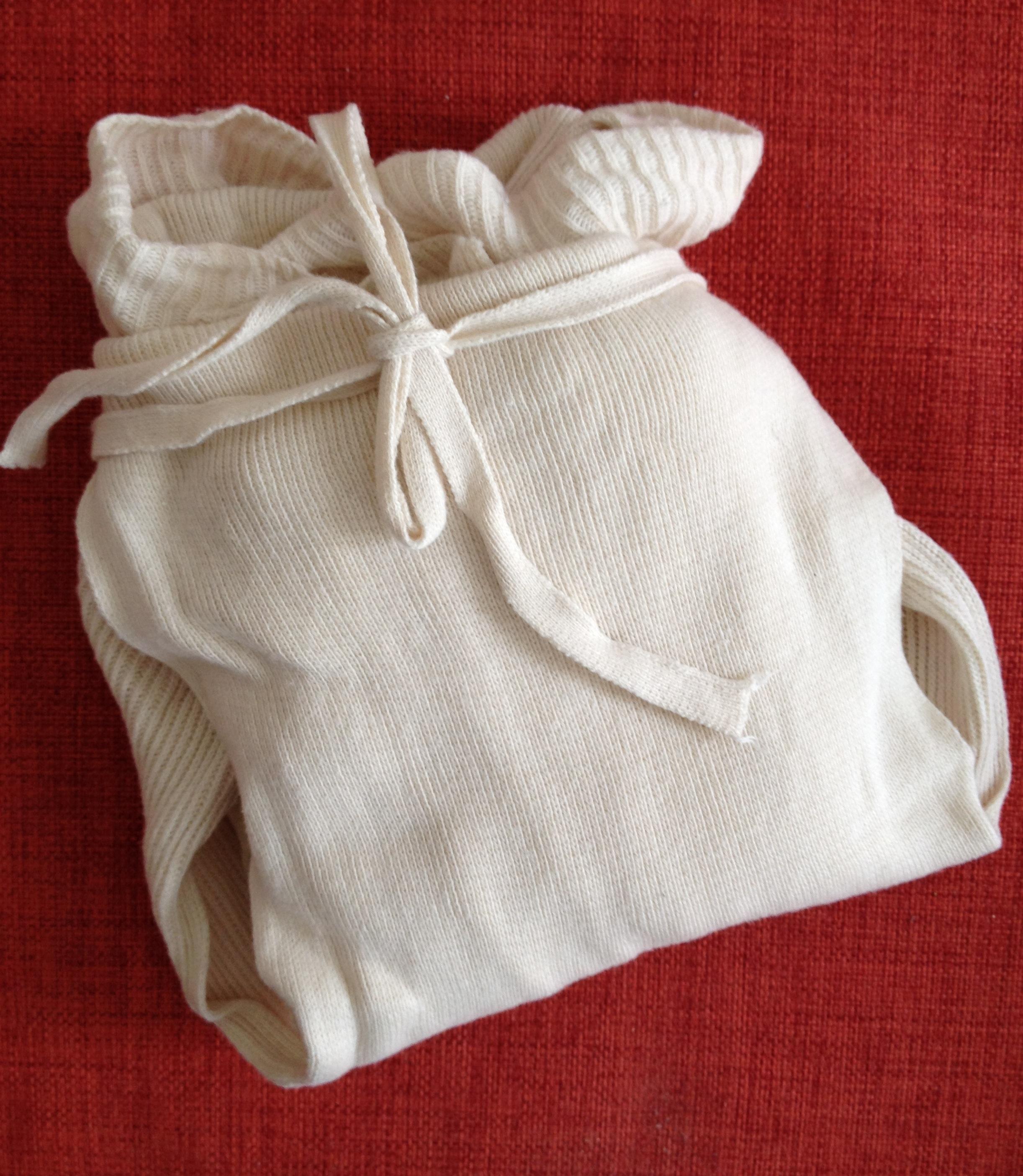disana tie nappy folded