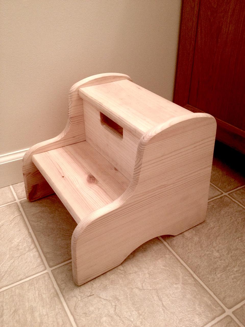 little colorado stool