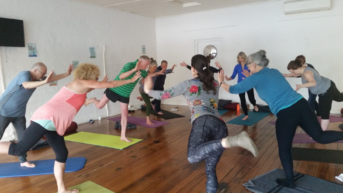 Embodied Yoga