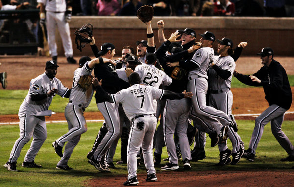 2005 White Sox via  Chicago Now