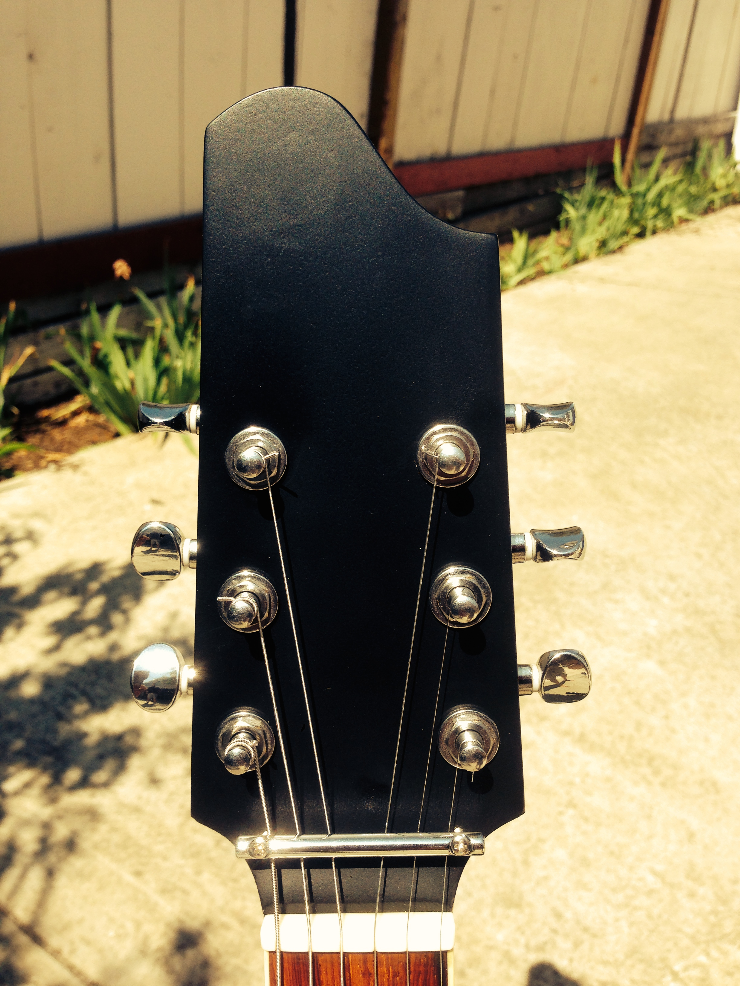 Big Mouth Headstock