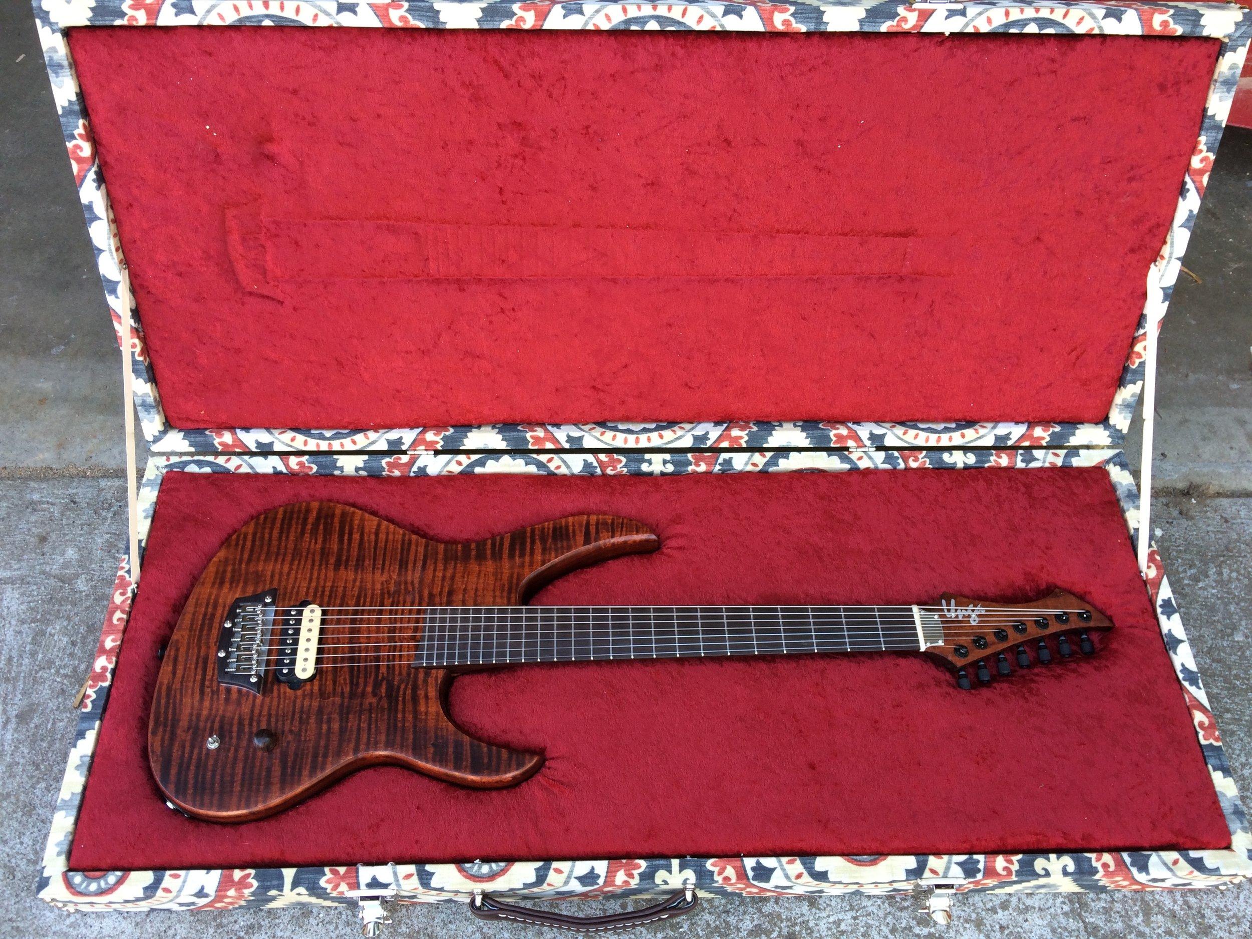 Chameleon #1 in its custom Unga Case