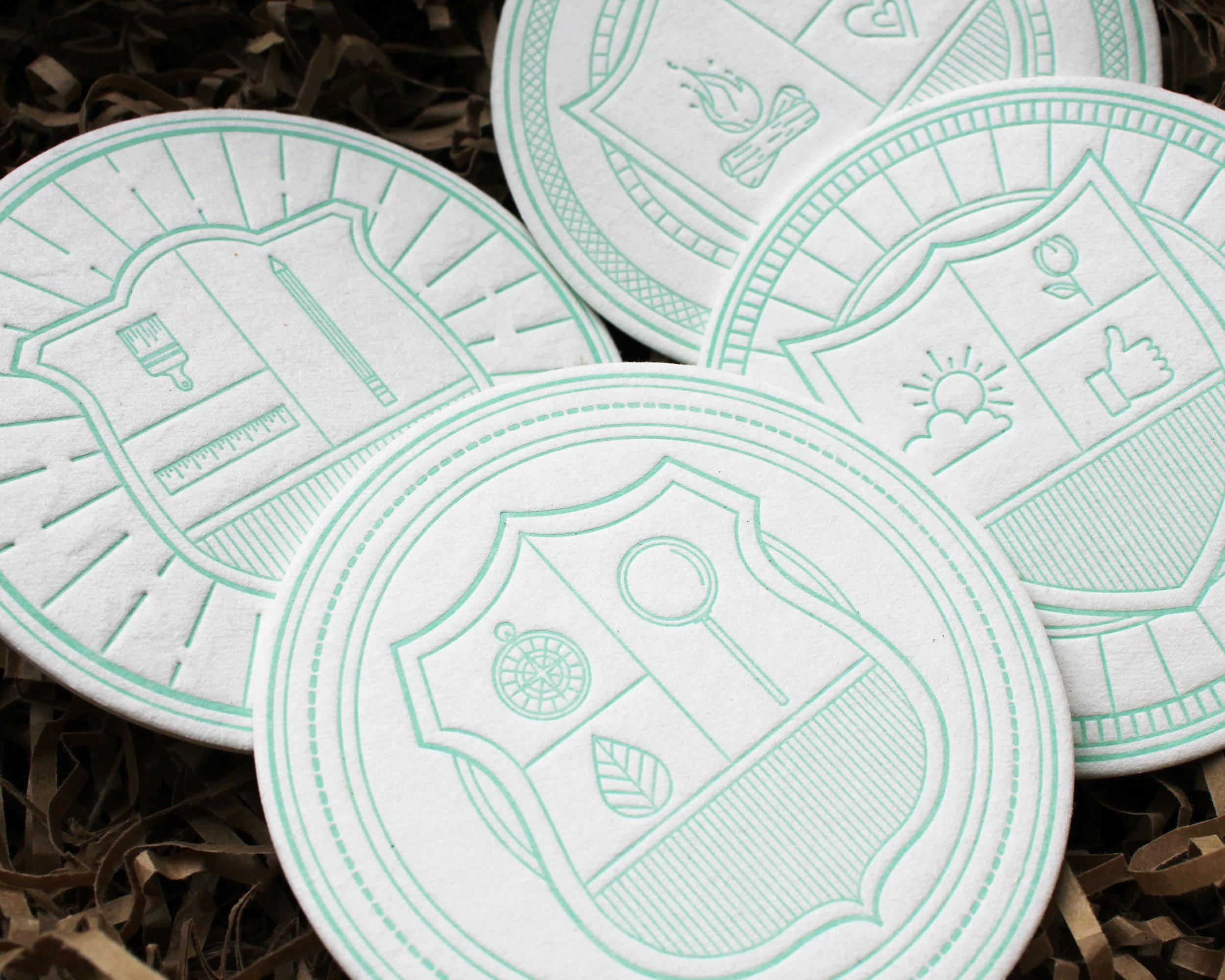 Creativity Coasters