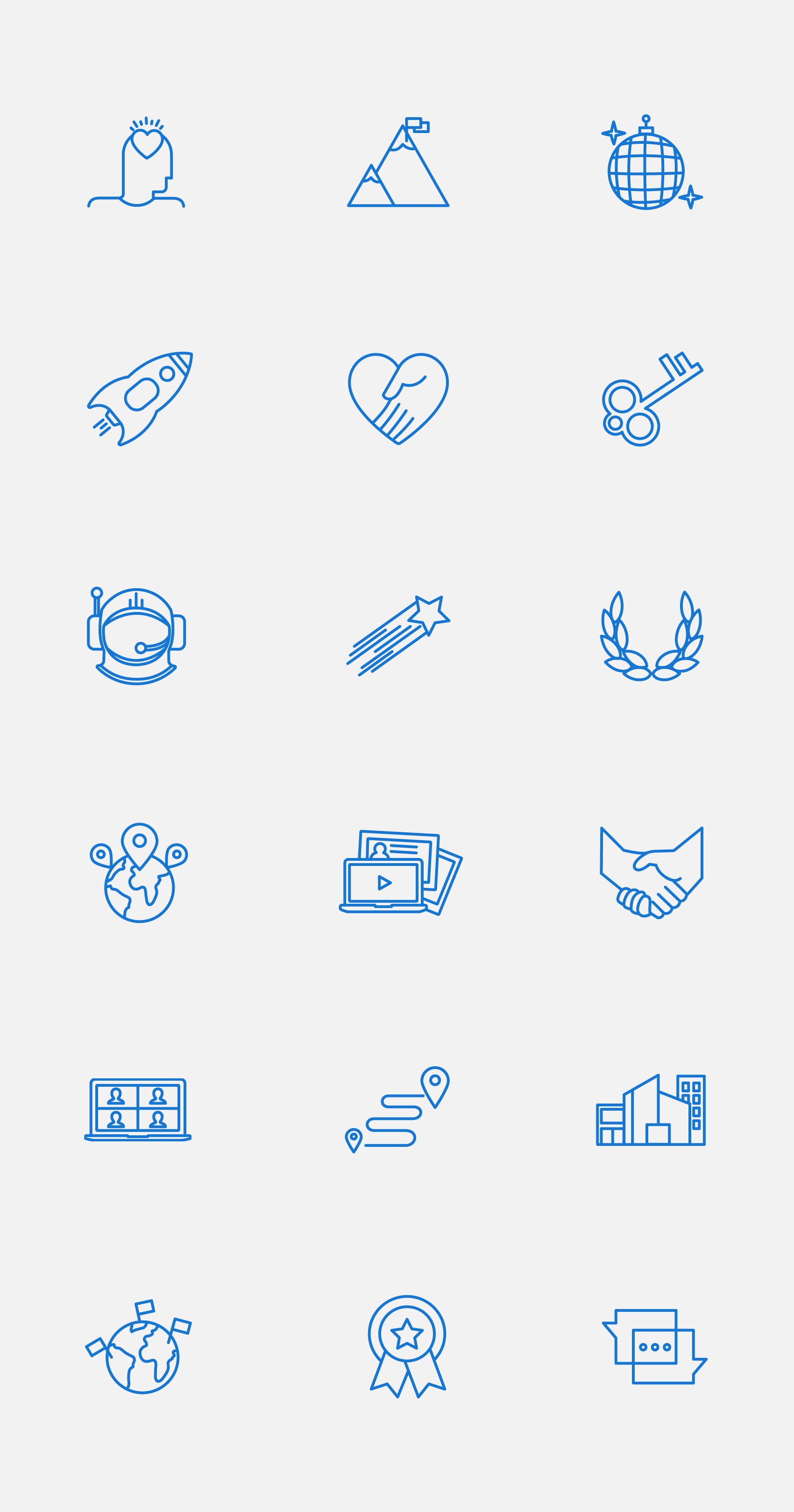 Full Icon Pack for 2U
