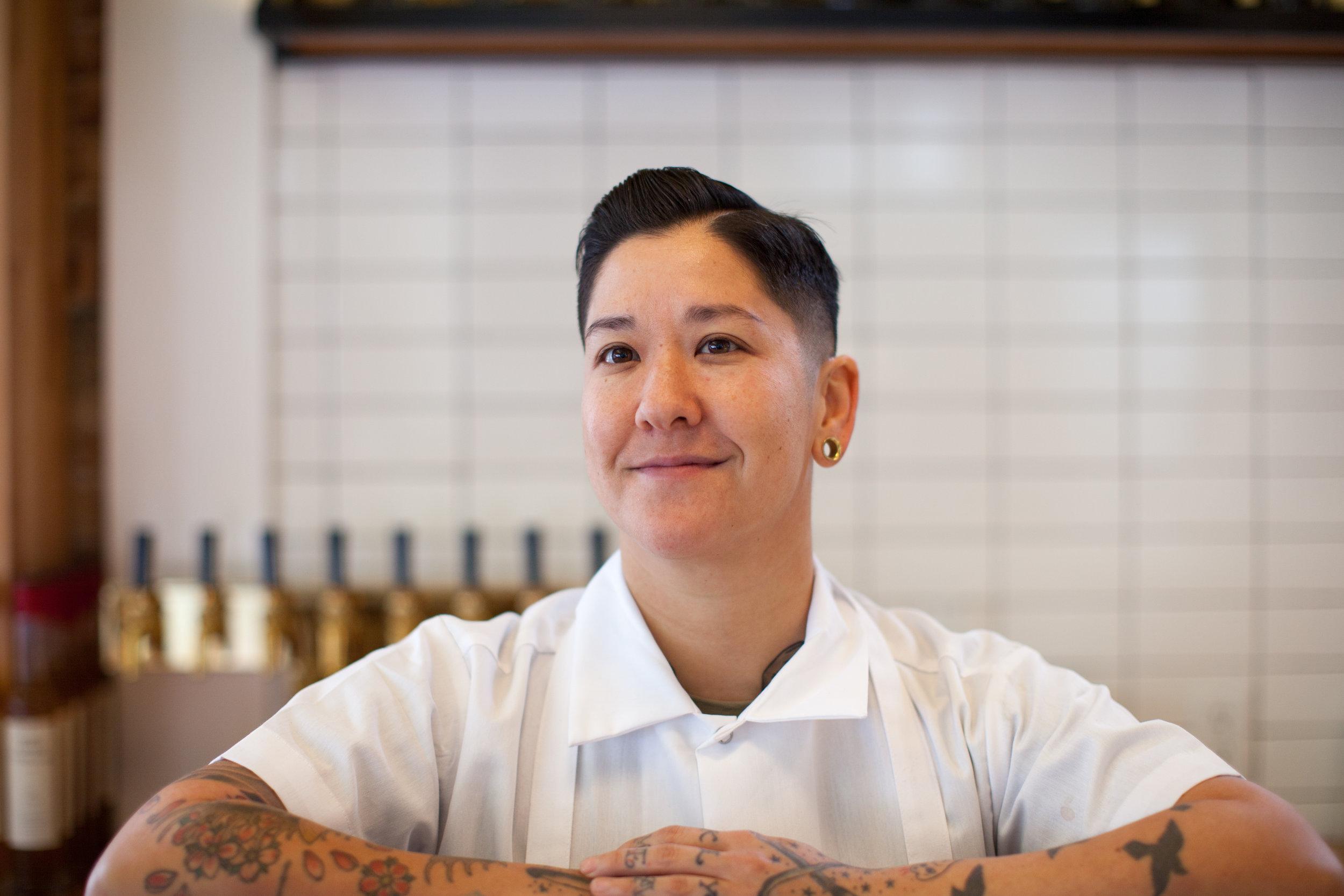 Erika Nakamura, White Gold Butchers
