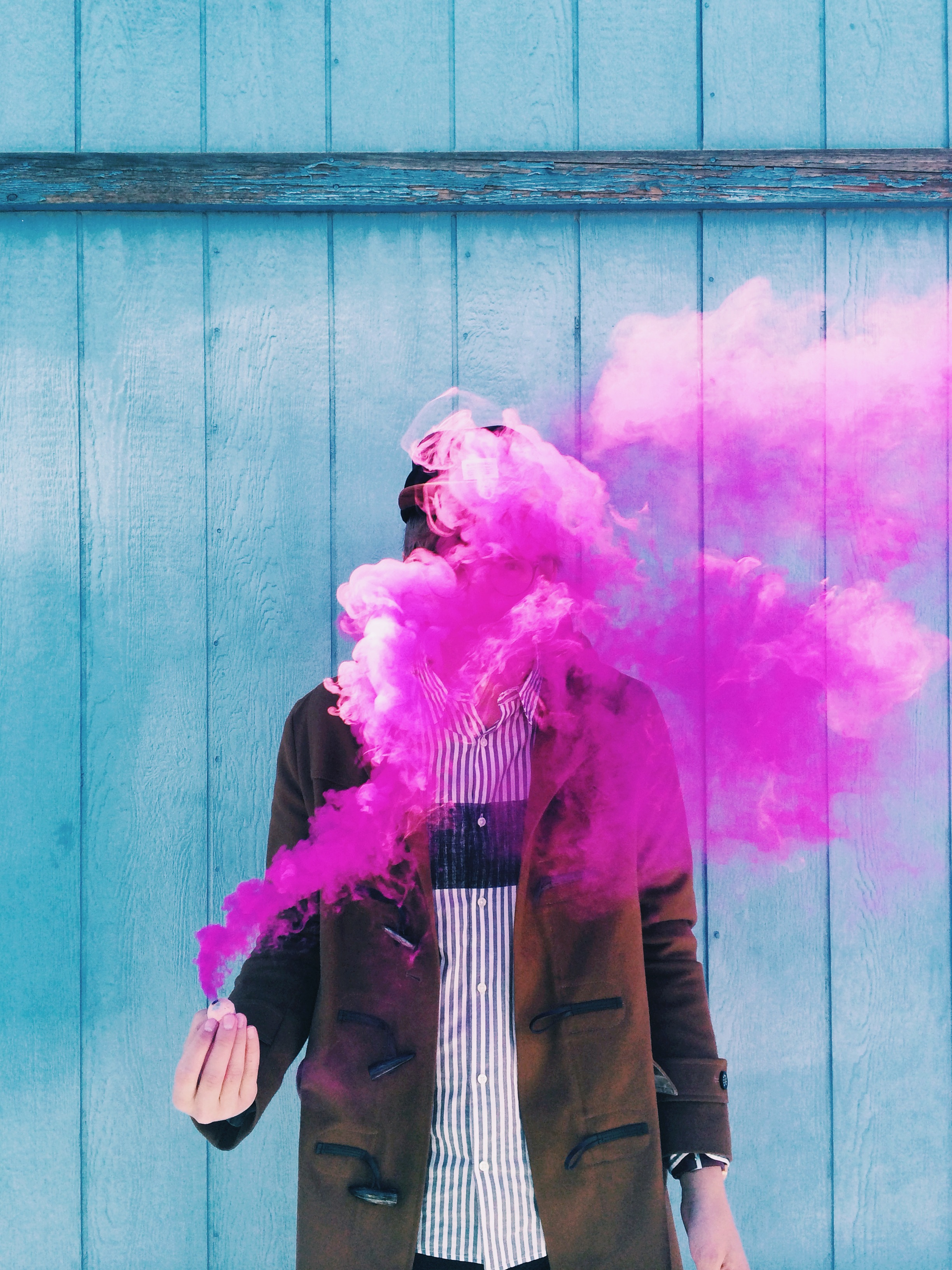 Fun with smoke bombs. Featured in Better Than Pizza, The Visual Cooperative, Colorado Instagram, and the Curated VSCO Grid.