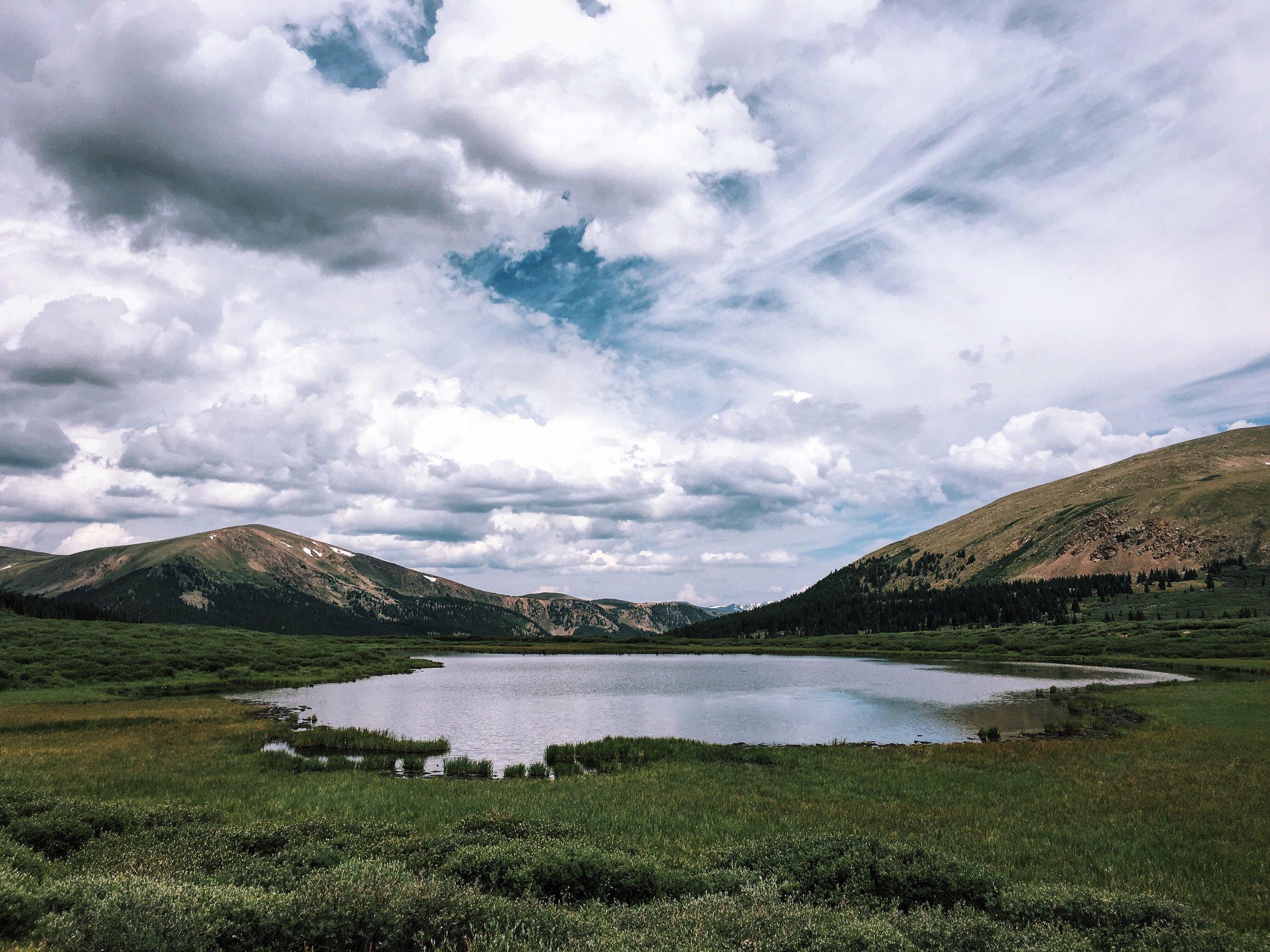 Mt. Bierstadt, Colorado