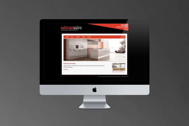 Oatmansales // Website