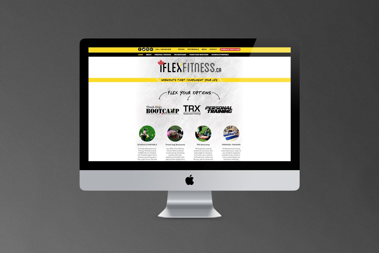 iFlexFitness // Website