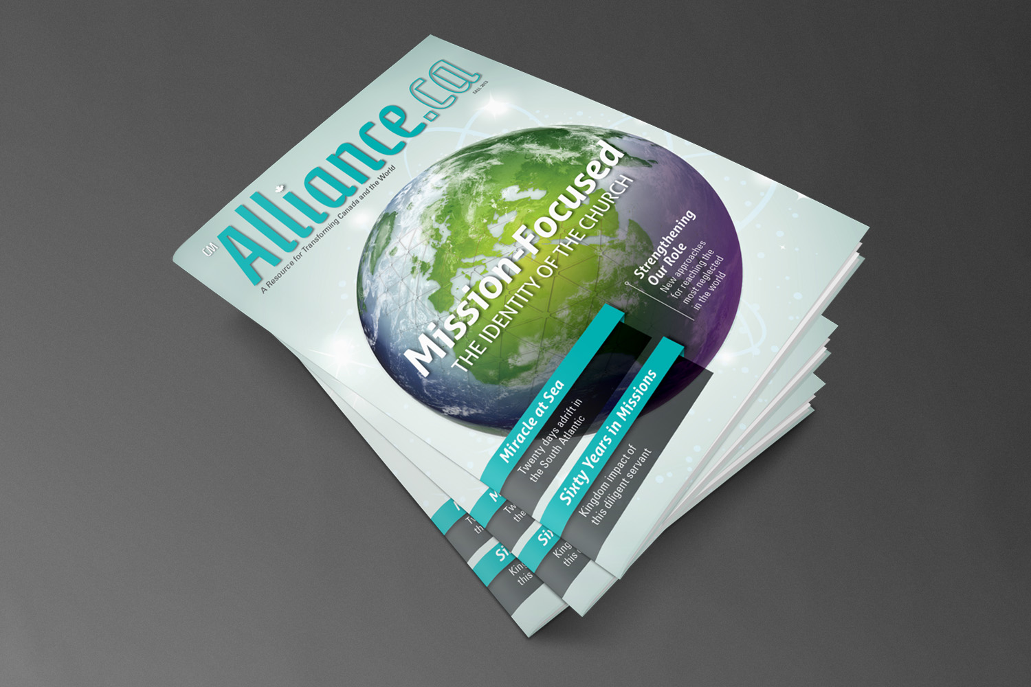 The Christian and Missionary Alliance in Canada // cmAlliance.ca Magazine