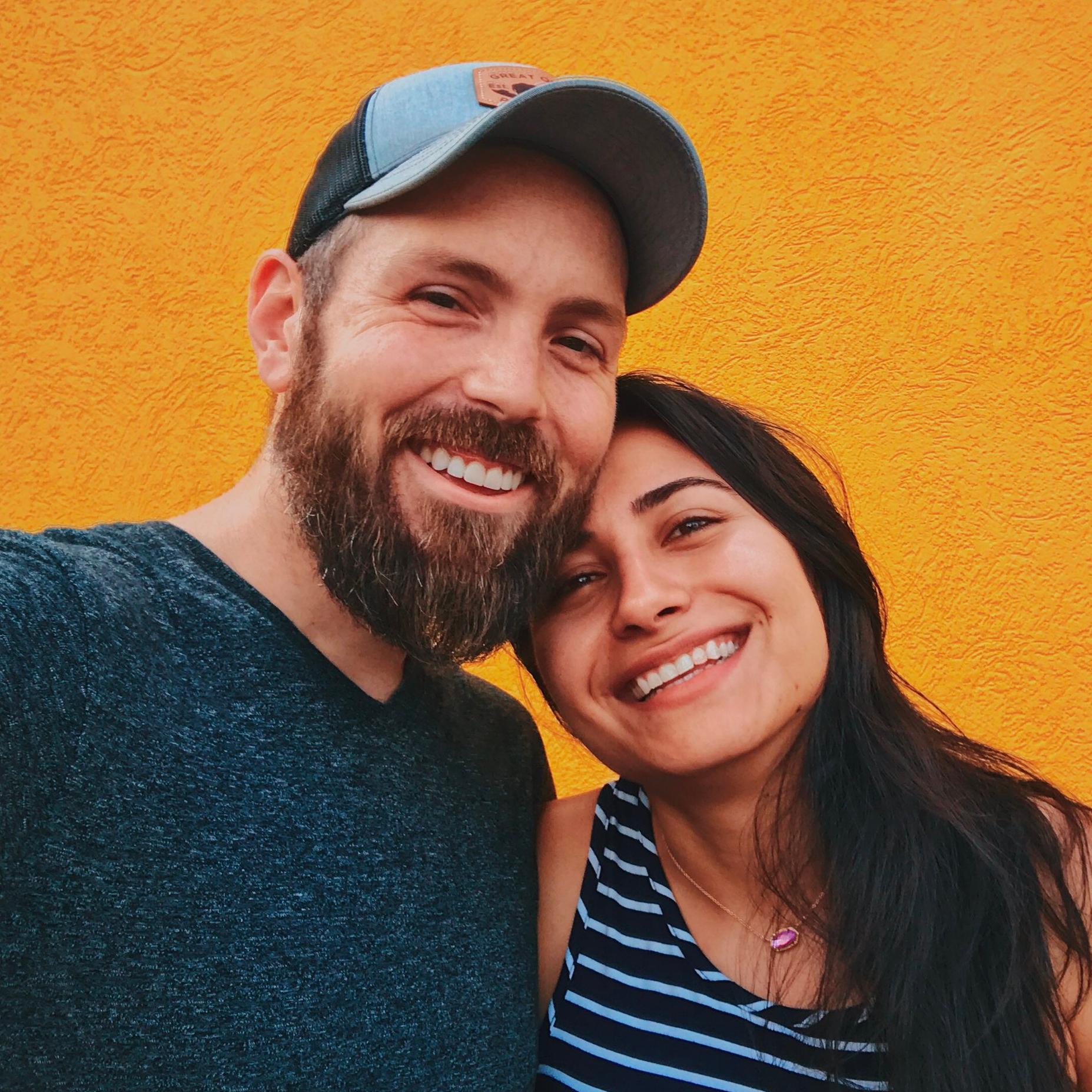 ZACH + CAROLINA - A Husband and Wife Team