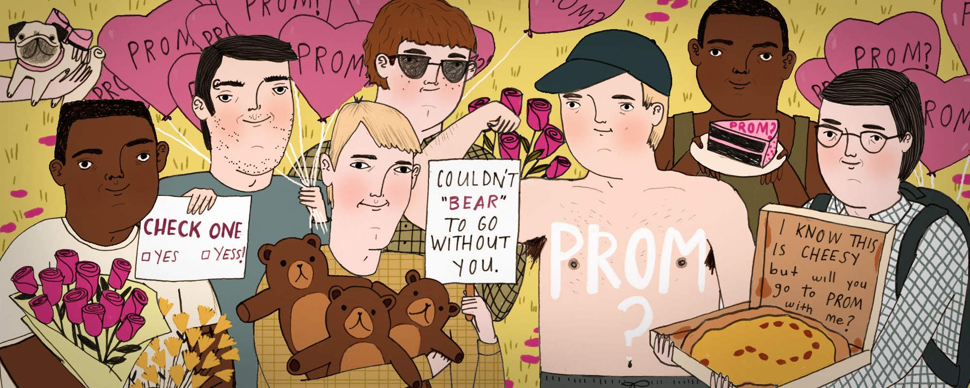 Vice: Prom Posals