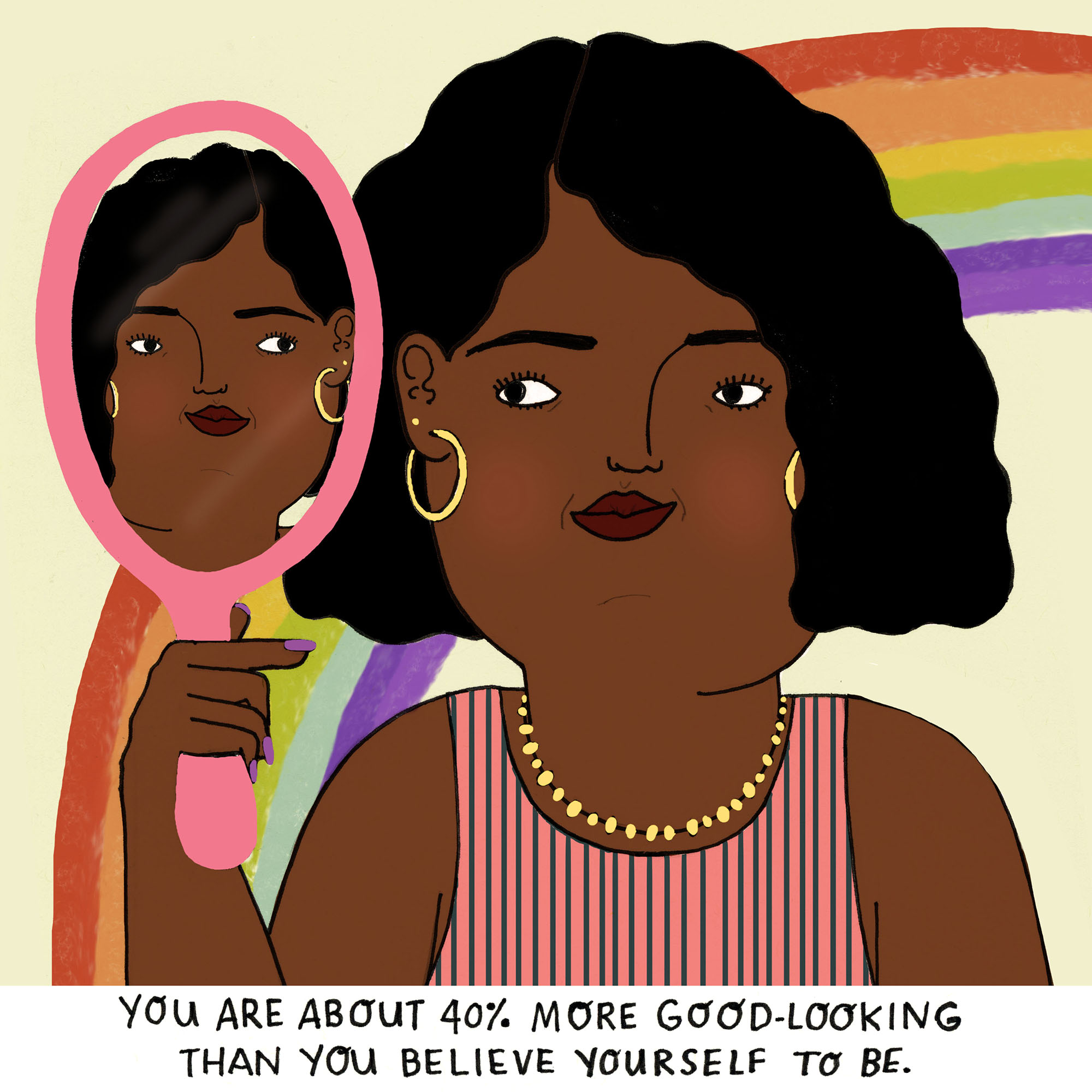 Lenny Letter Daily Affirmations