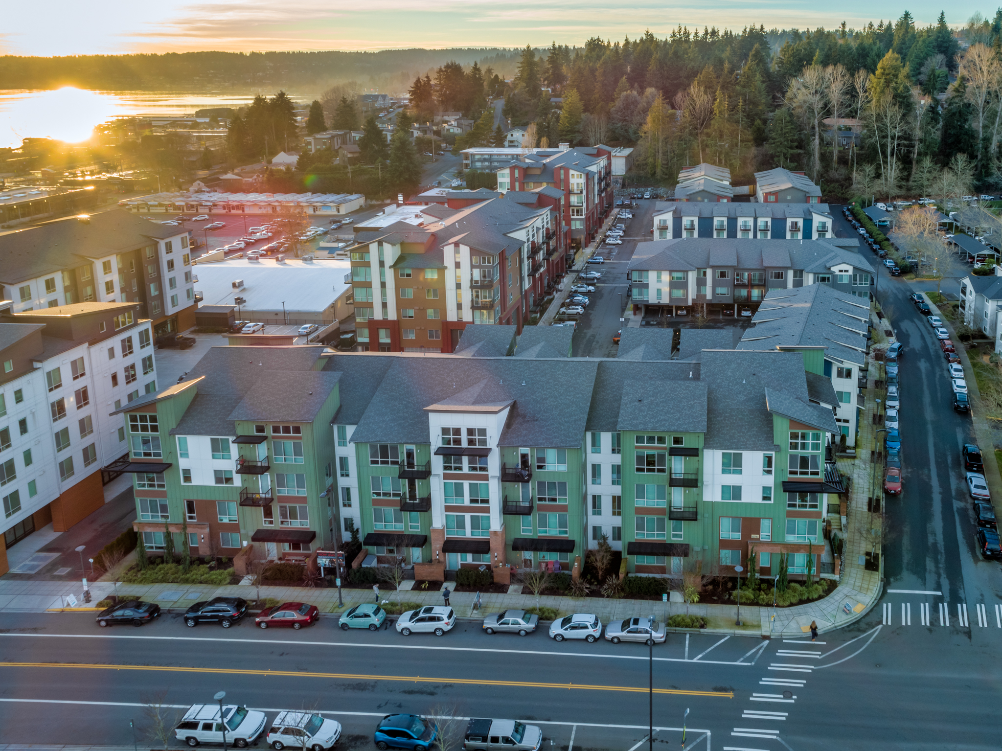 Spencer 68 Apartments_Commercial Aerial Photography Kenmore, WA-1.jpg