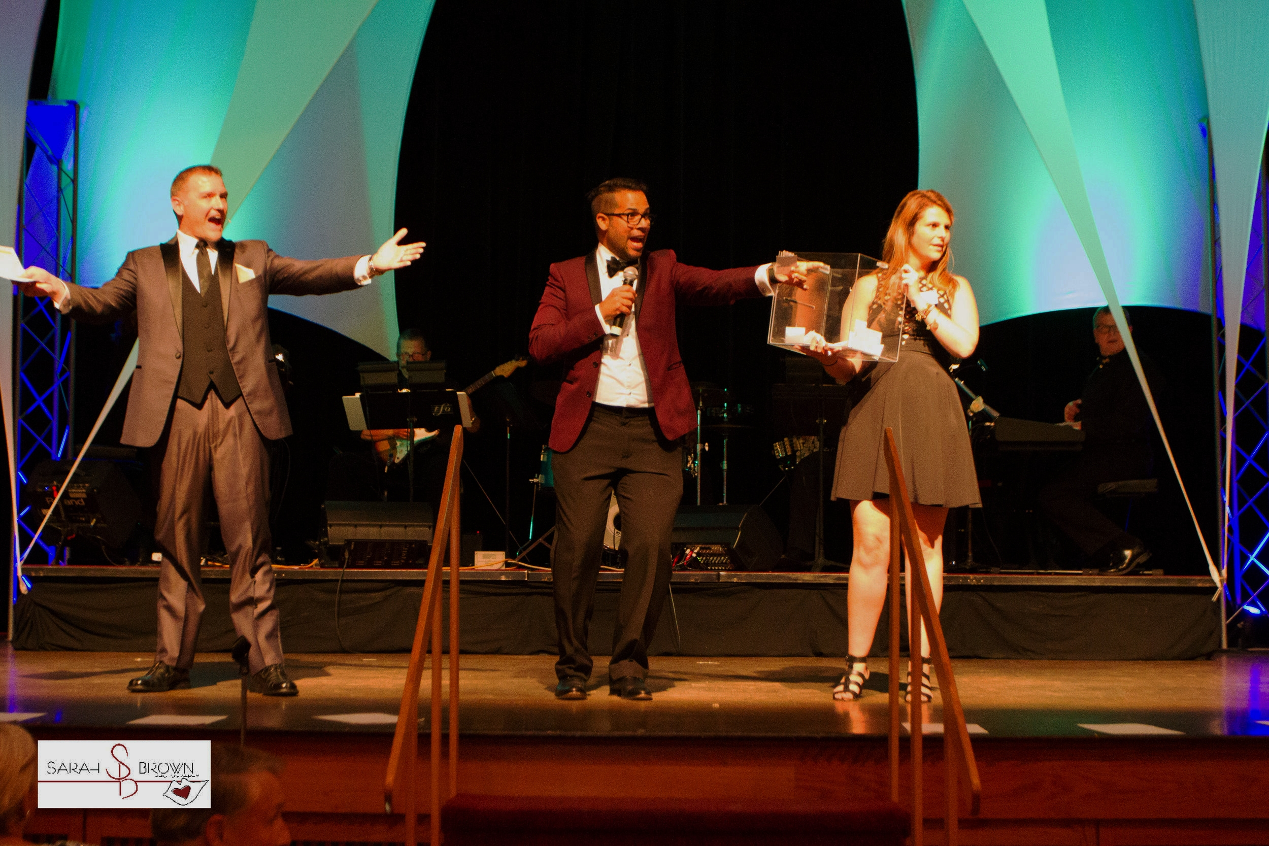 Emcee Services -