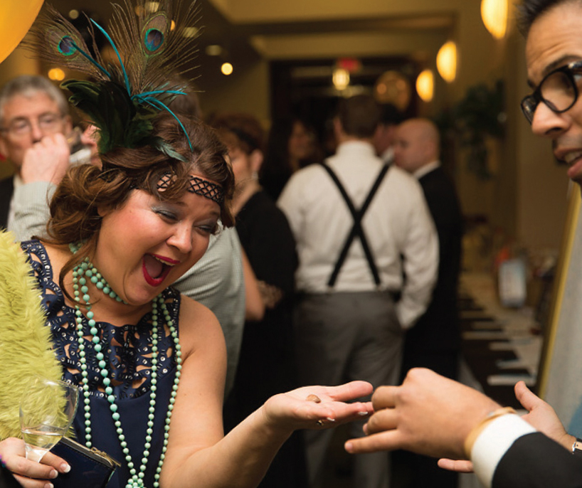 Making Events Fun, Memorable, and Meaningful