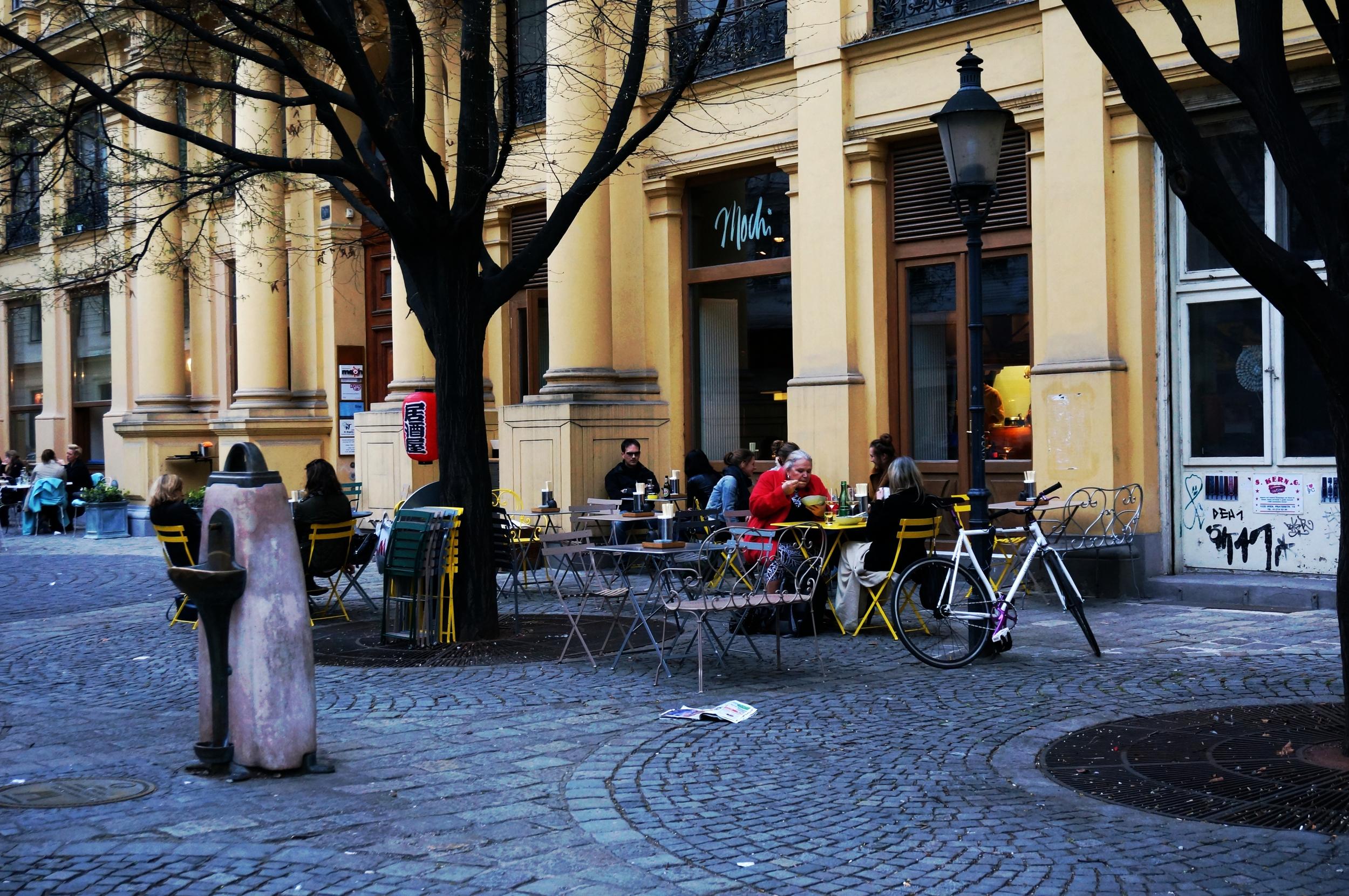 Mochi Restaurant Vienna Wien