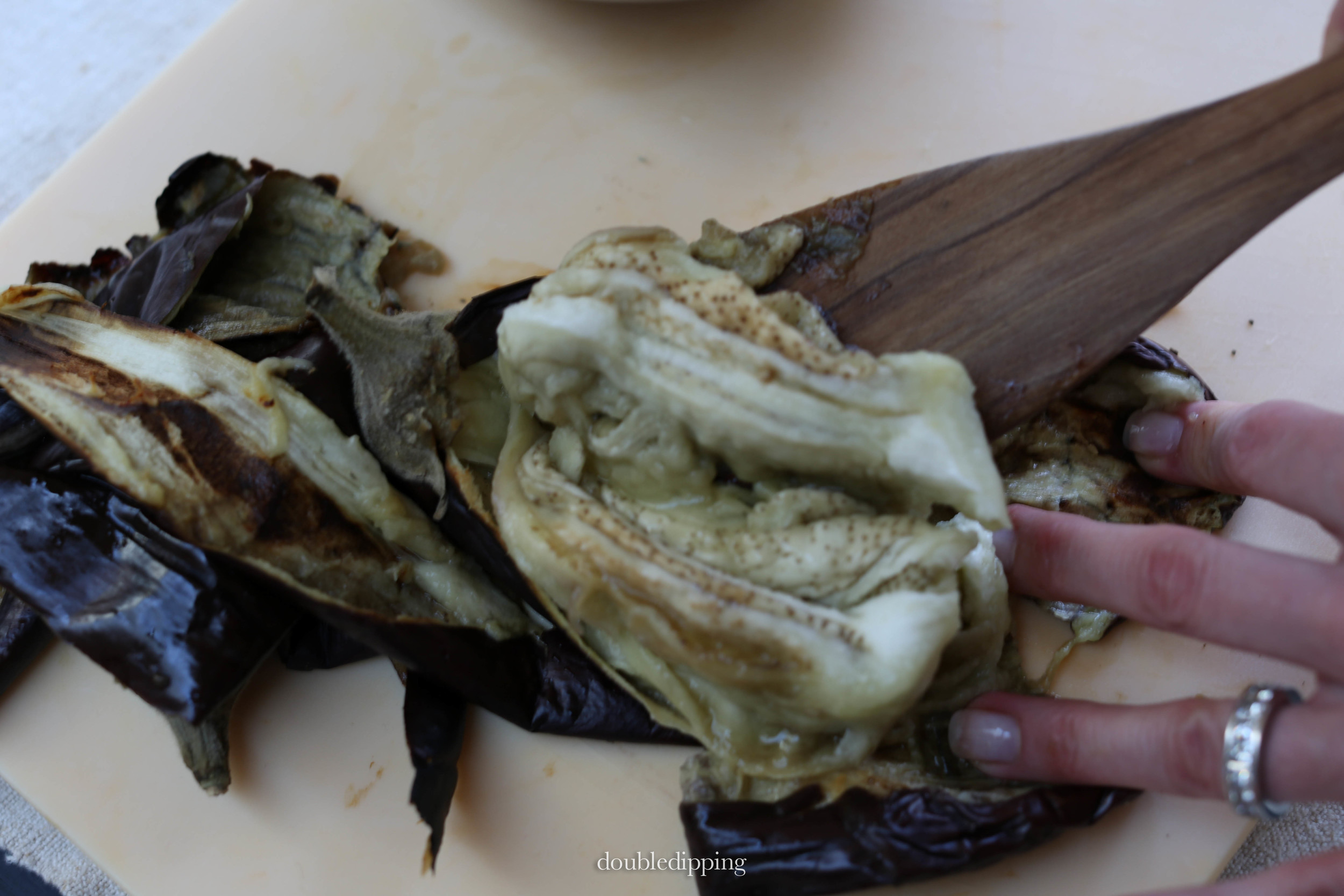 Lebanese Baba Ganoush Recipe