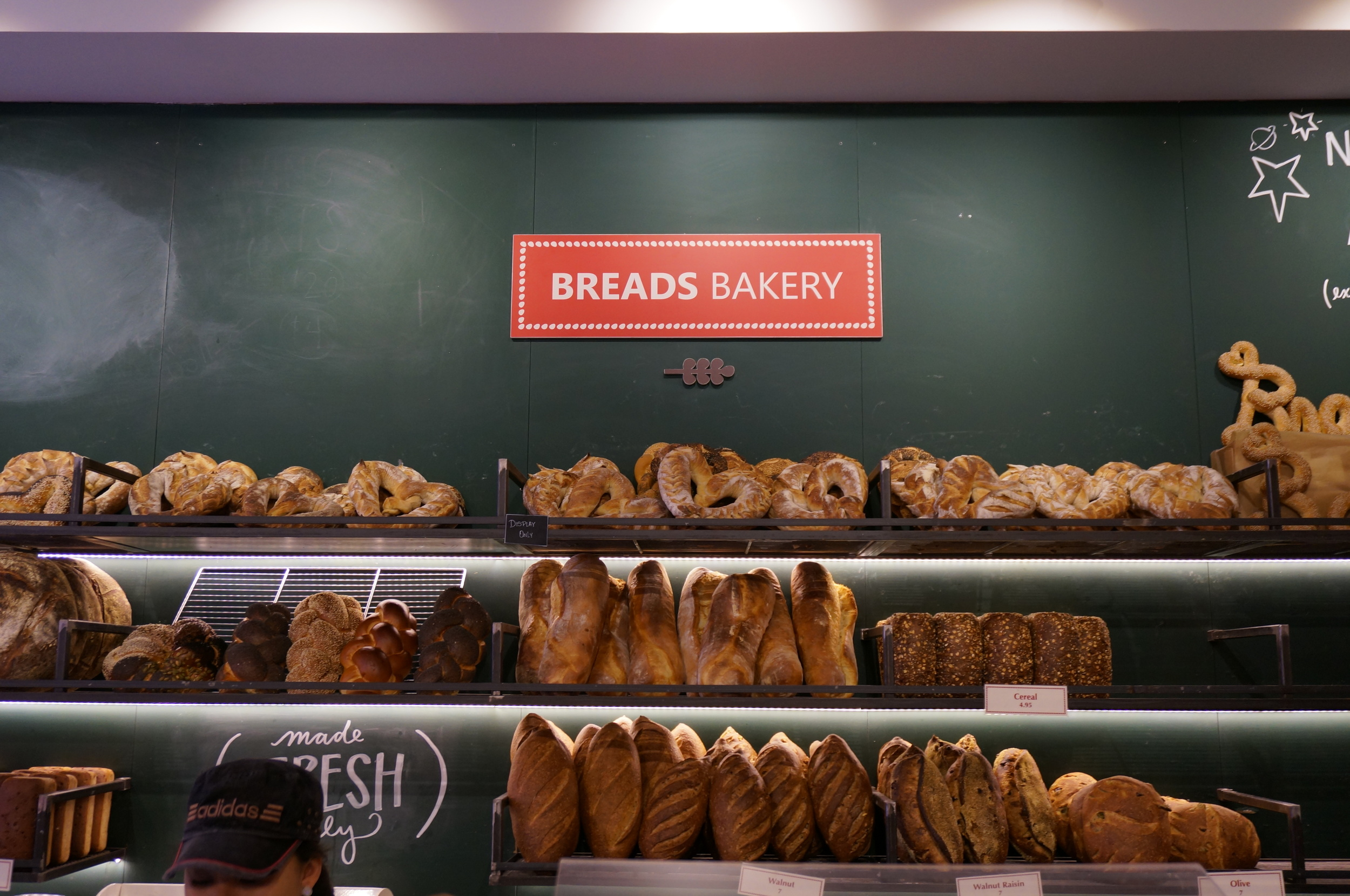 Breads Bakery New York