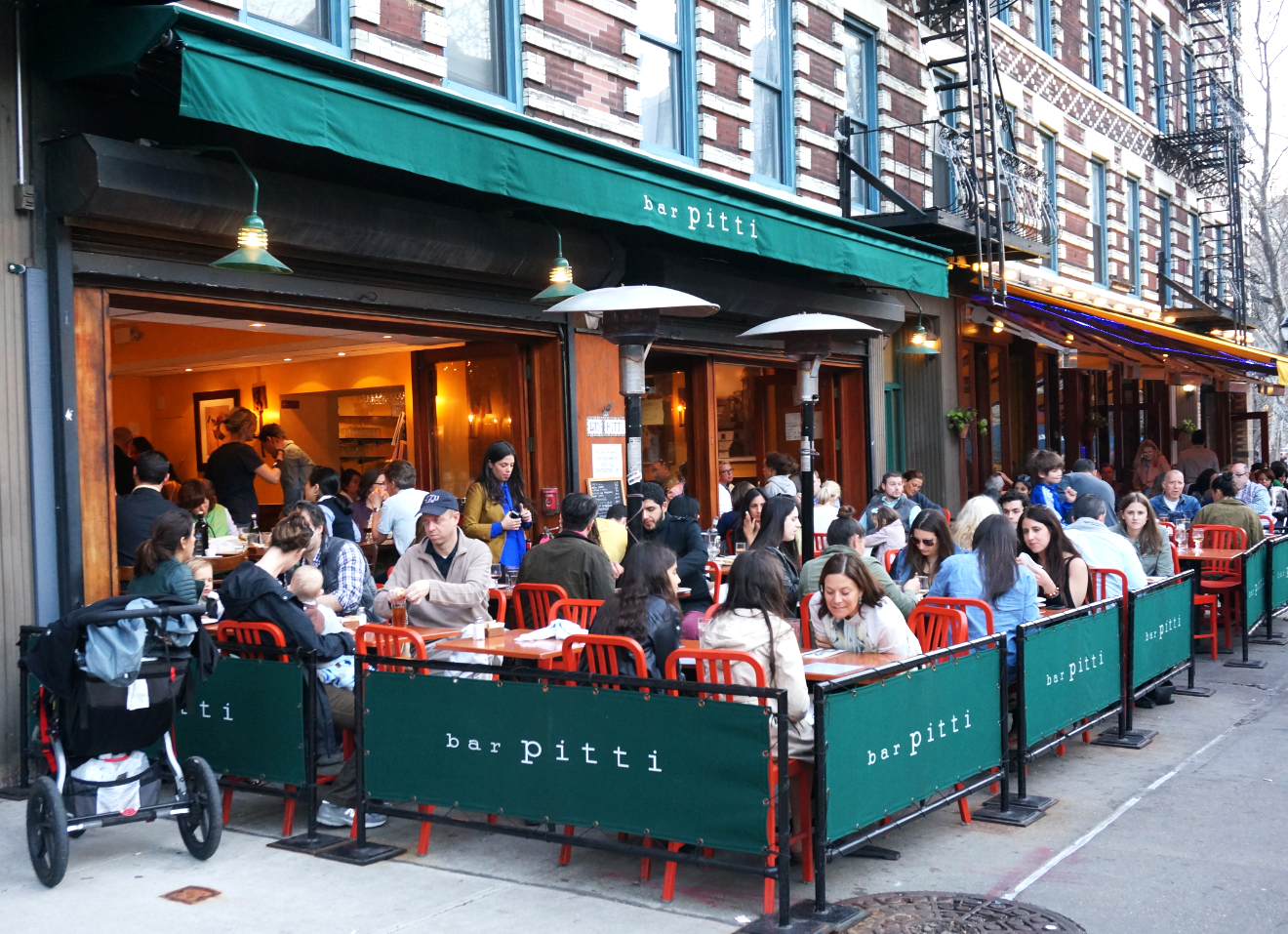Bar Pitti New York Restaurant