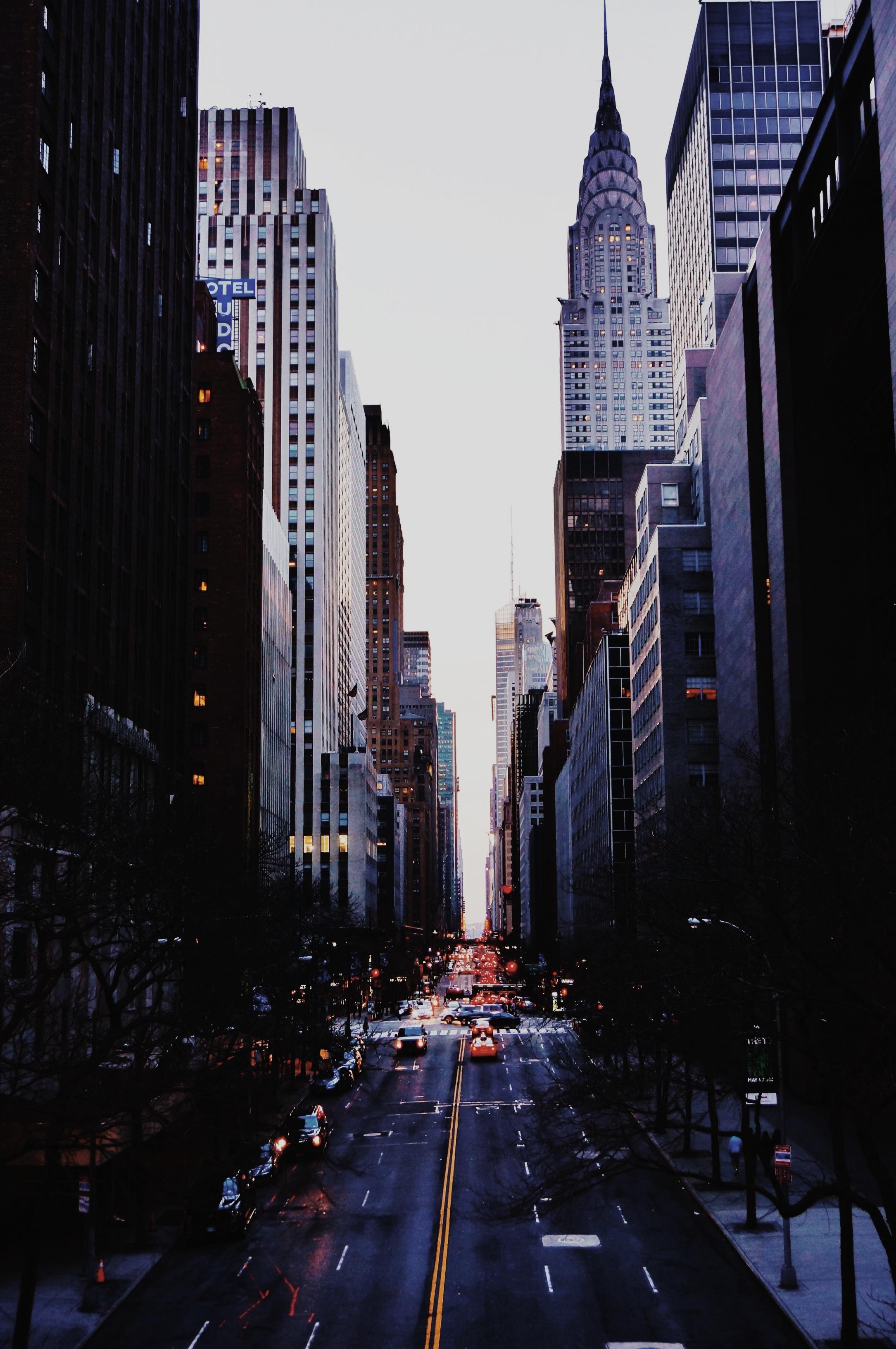 New York Tudor City Sunset Style Zara