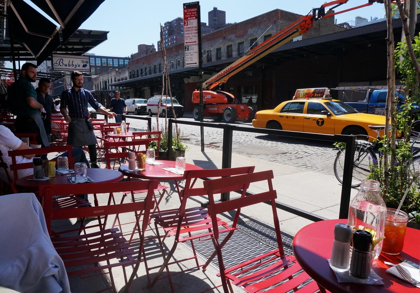 Bubby's Brunch Restaurant New York