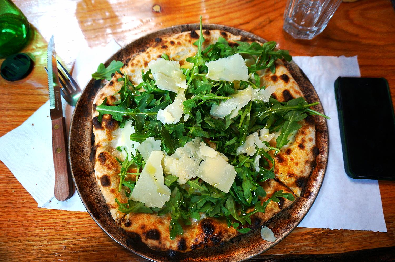 Shelter Pizza Brooklyn Truffle