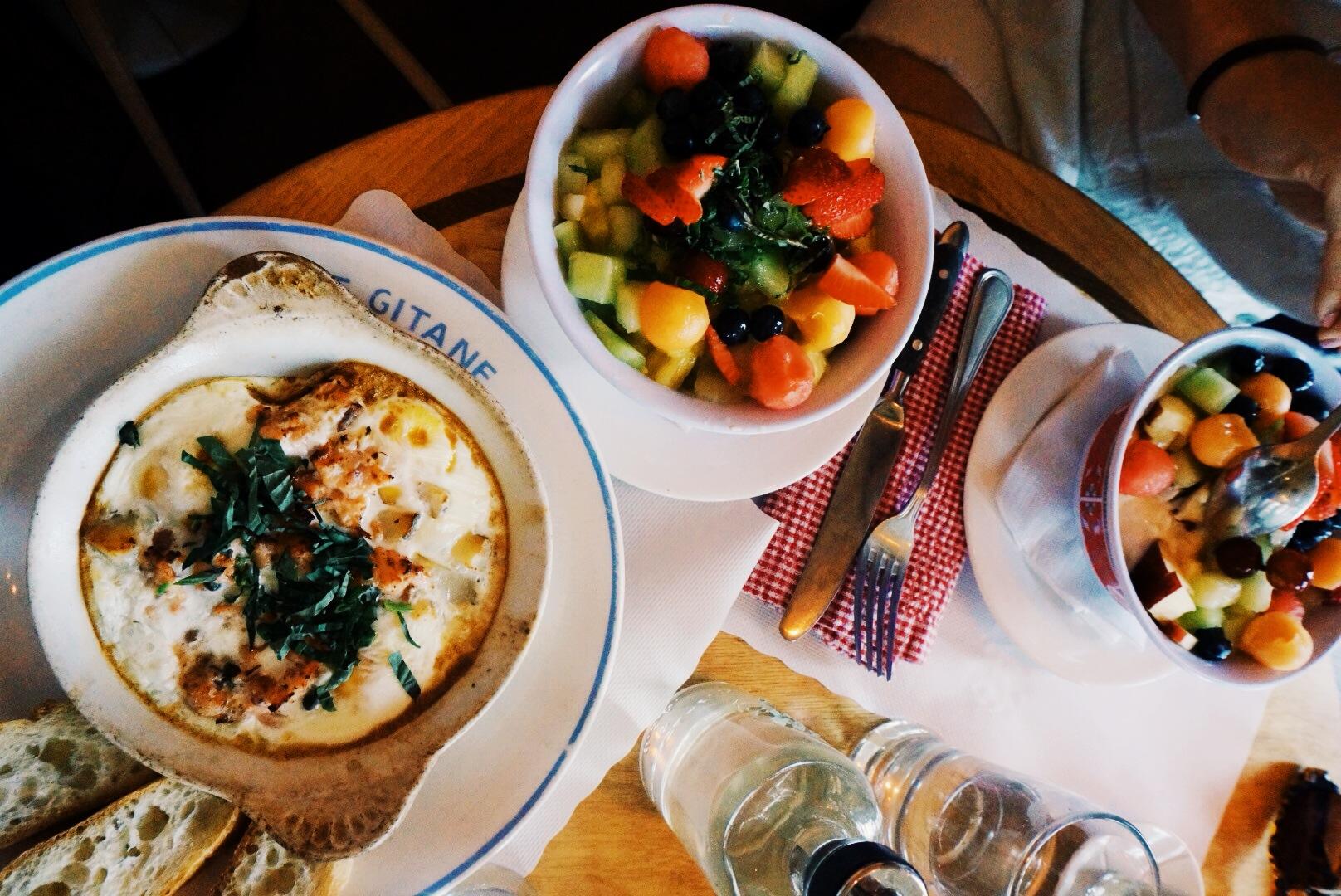 Cafe Gitane New York West Village Brunch