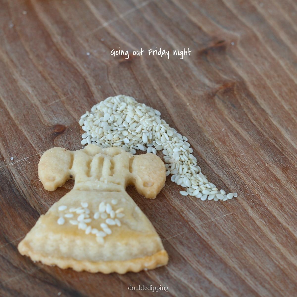 Parmesan Cracker Recipe