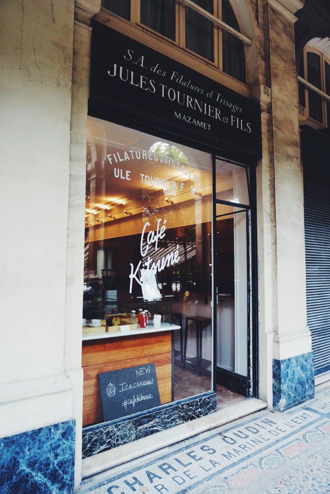 Cafe Kitsune Paris Coffee