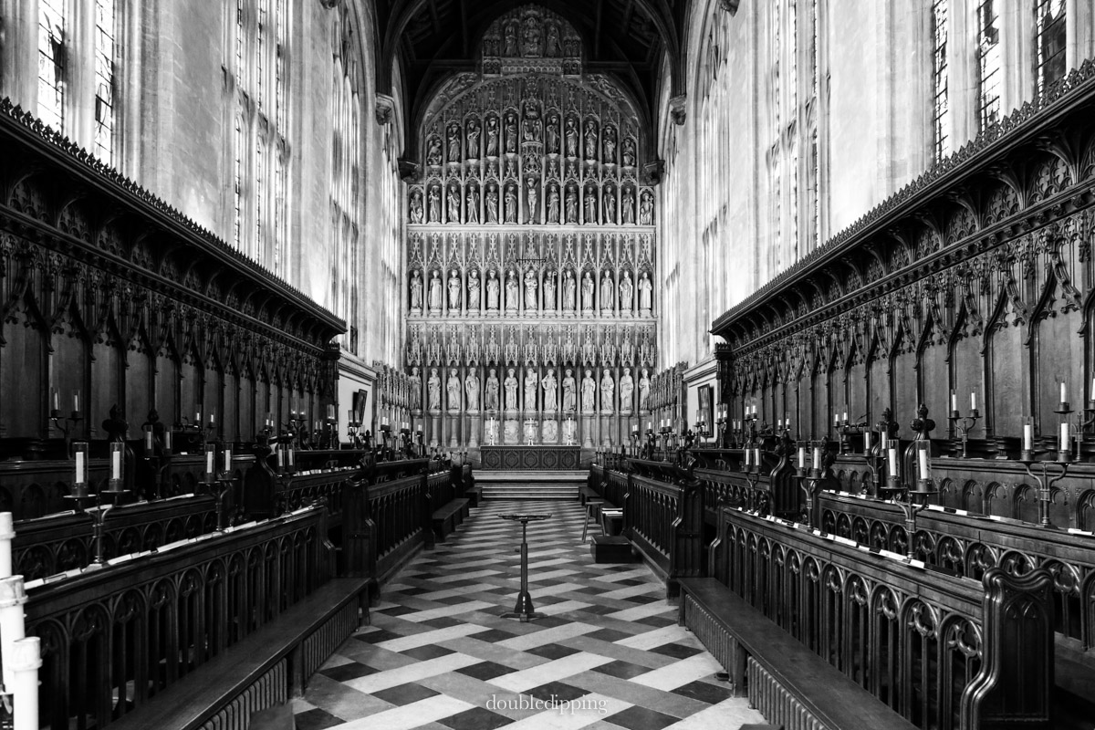 New College Church founded in 1379