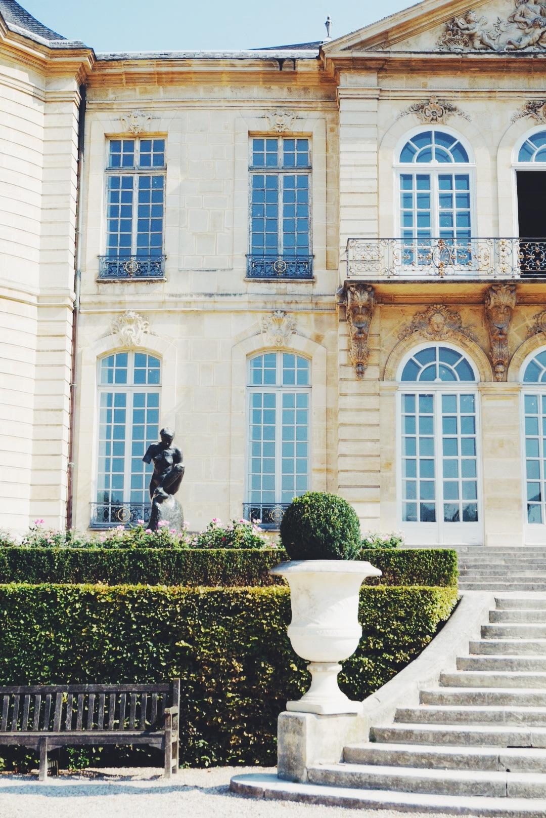 Musee Rodin Paris