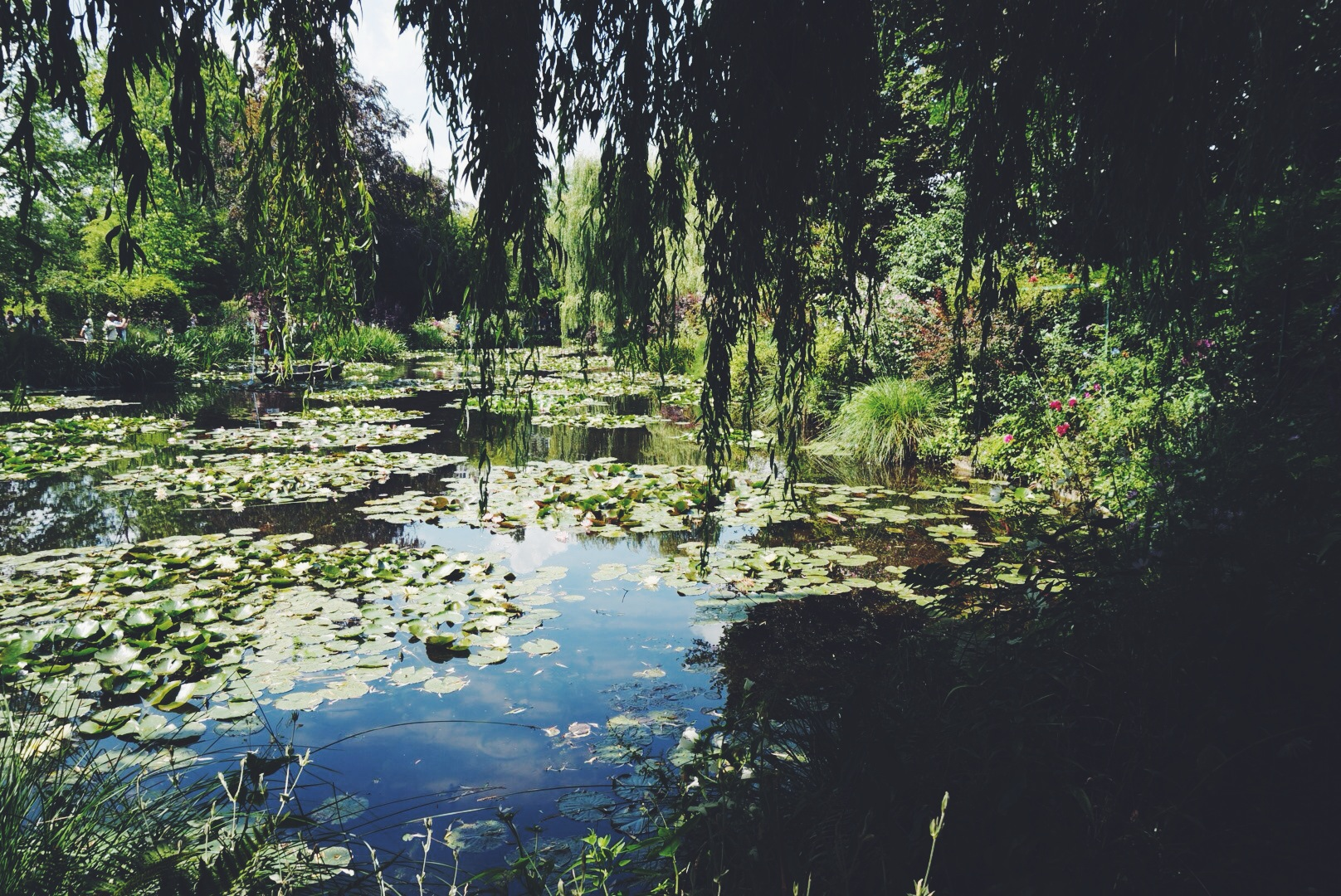 Monet Gardens Giverny