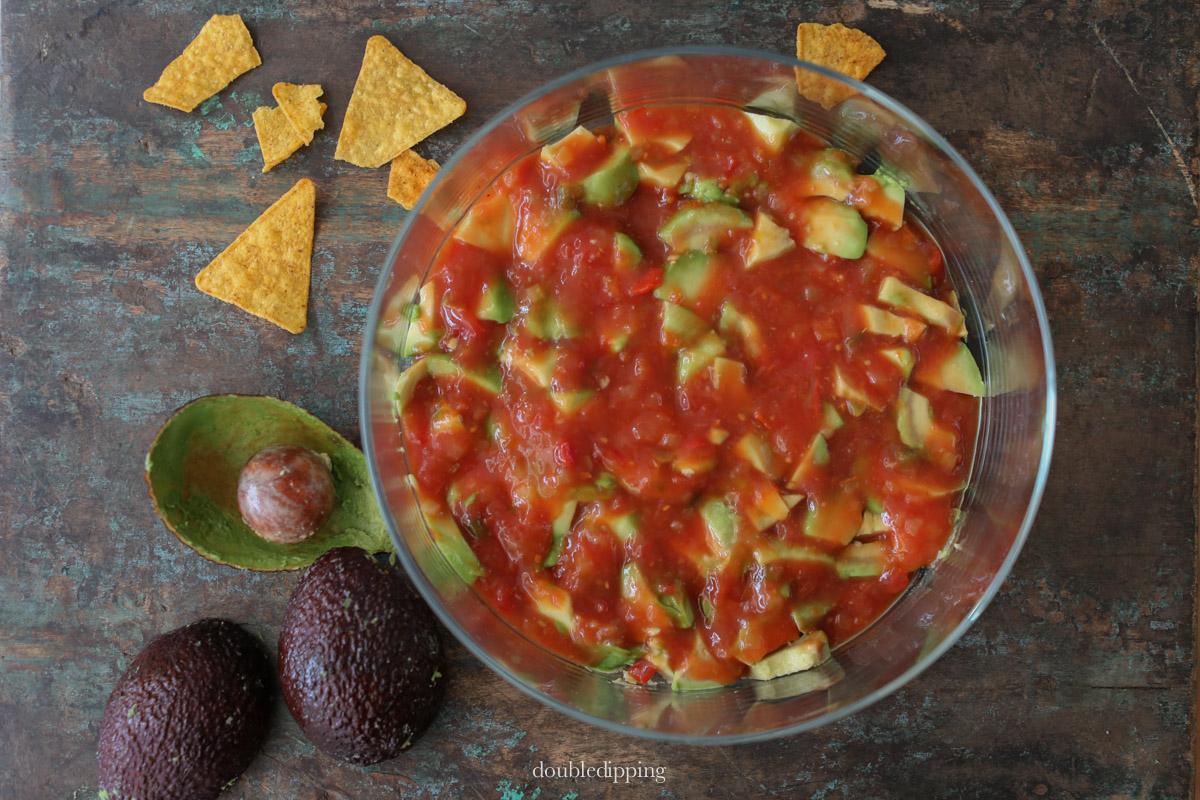 7 layer summer dip recipe