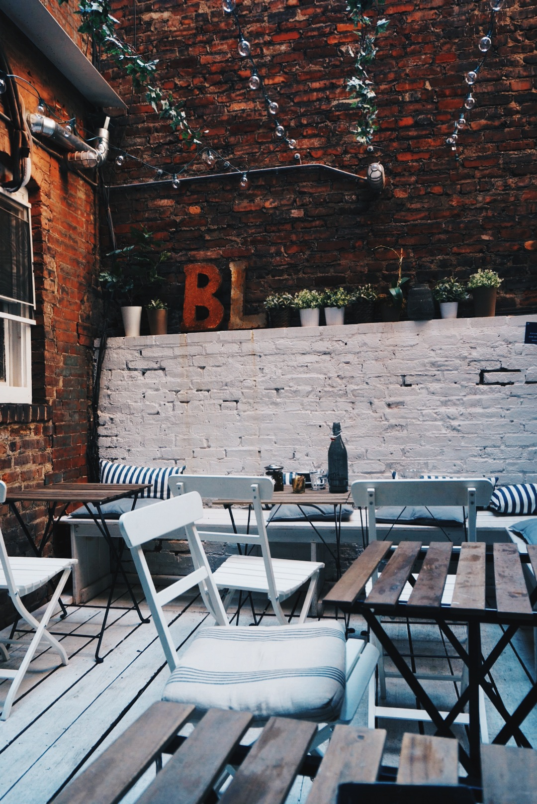Bluestone Lane Collective Cafe