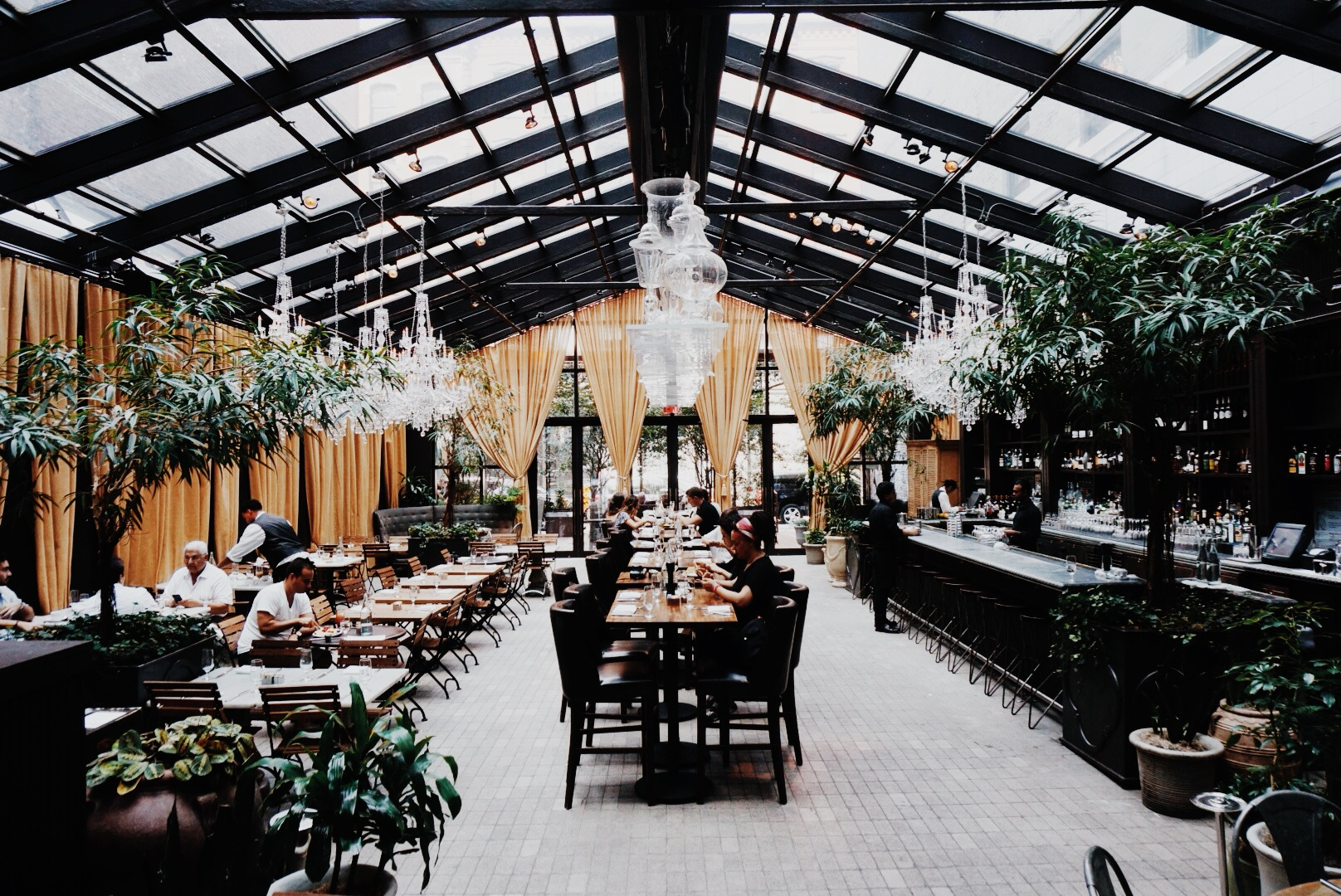 Isola at the Mondrian Hotel
