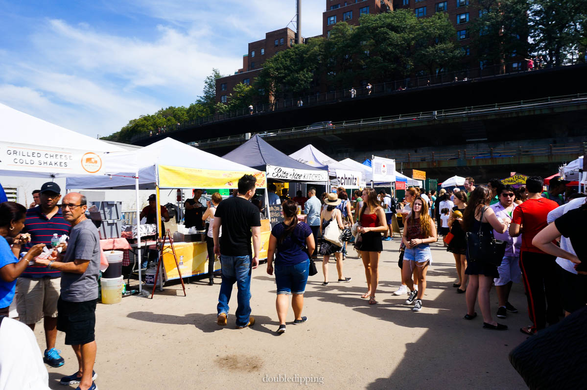 Smorgasburg Brooklyn