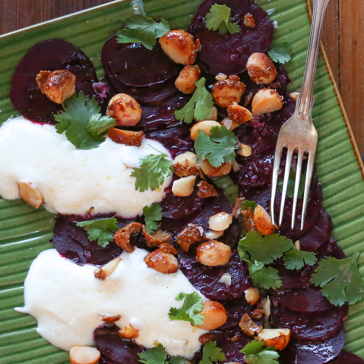 Red Beet Macadamia Crunchy