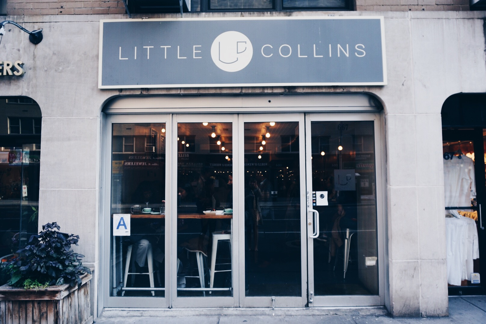 little collins nyc