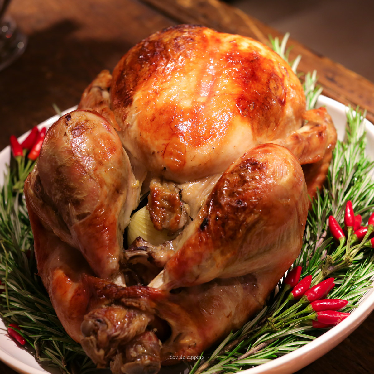 Juicy Turkey