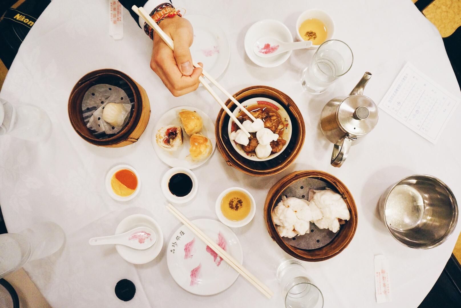 Luk Yu Teahouse Hong Kong