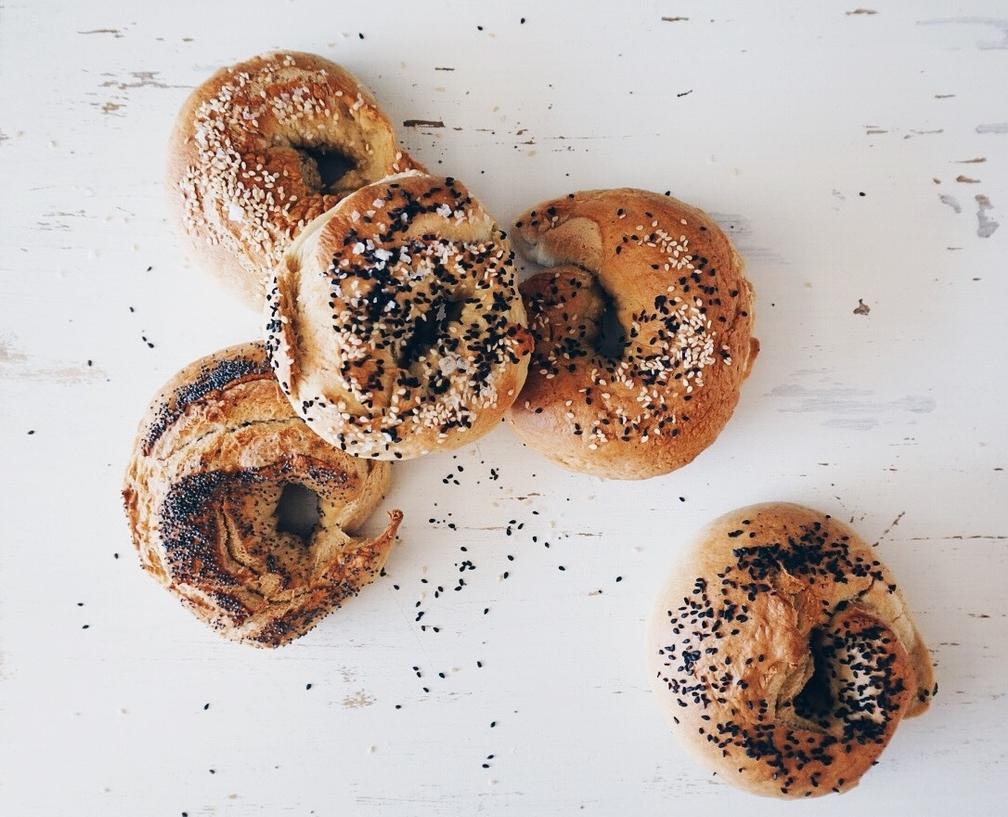 Best fresh bagel recipe
