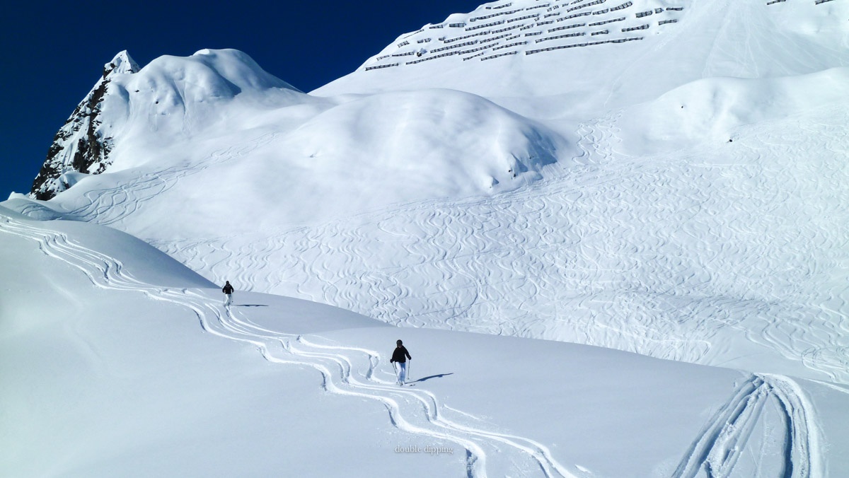 Arlberg Skiing