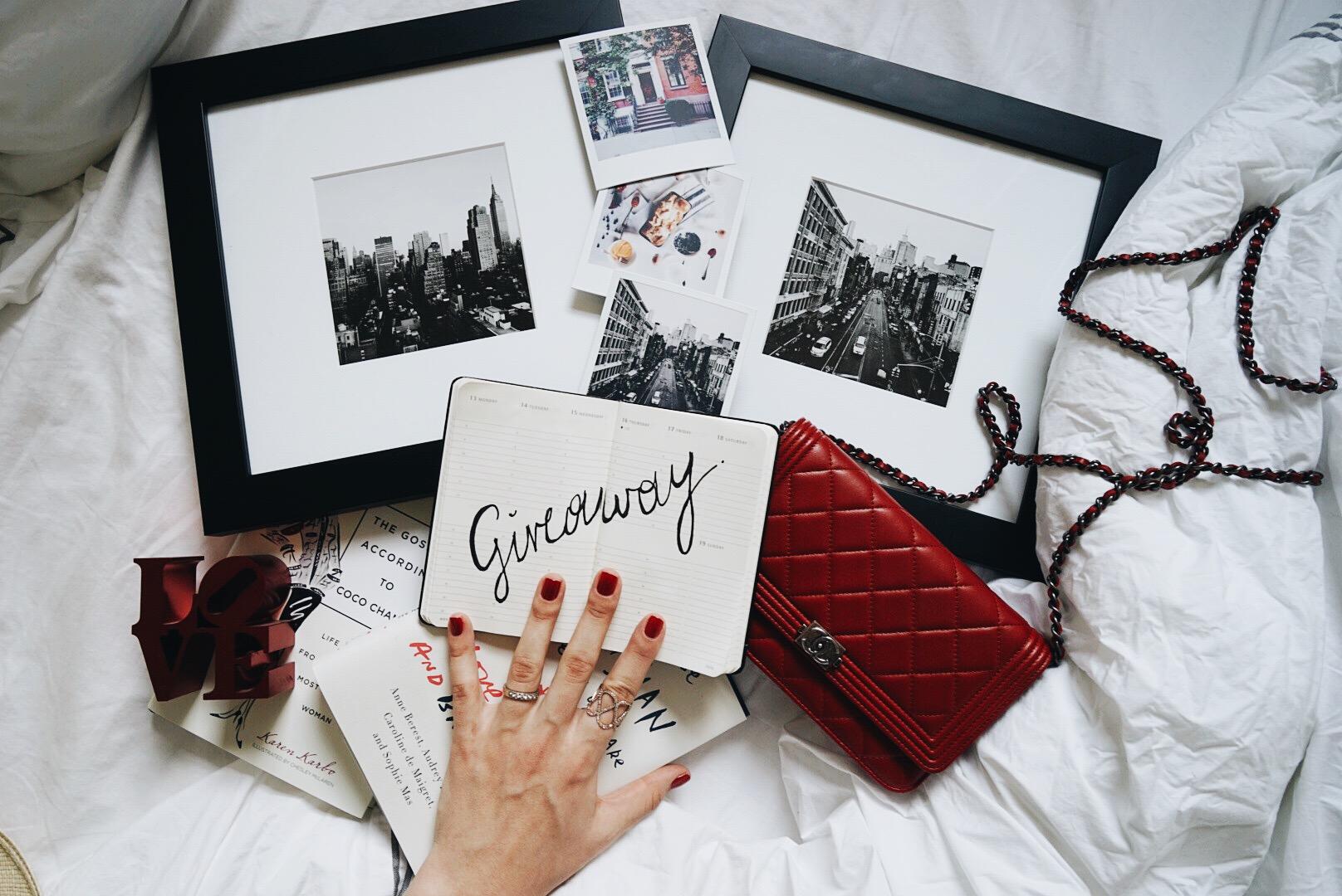 Framed Prints Giveaway